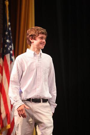 2010 Middle School Graduation Simon