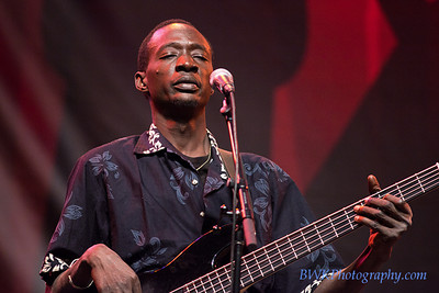 Victo Deme at the Montreall 2010 Jazz Festival 6