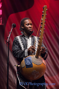 Victo Deme at the Montreall 2010 Jazz Festival 1