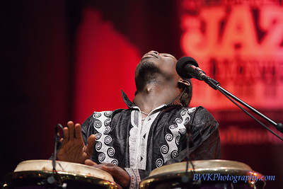 Victo Deme at the Montreall 2010 Jazz Festival 9