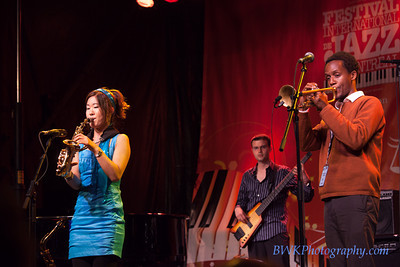 Grace Kelly at the 2010 Montreal Jazz Festival 5