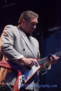 Sonny Moorman at the 2010 Montreal Jazz Festival 1