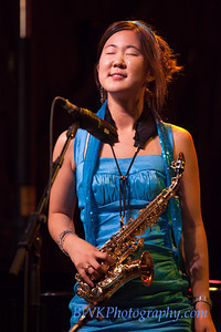 Grace Kelly at the 2010 Montreal Jazz Festival 6