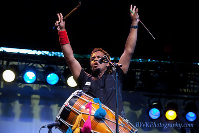 Red Baraat at the Montreal Jazz Festival 5