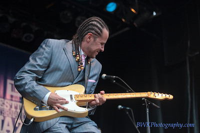 Guy King at the Montreal Jazz Festival 6