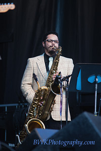 Guy King at the Montreal Jazz Festival 14
