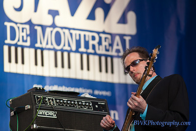 Guy King at the Montreal Jazz Festival 11