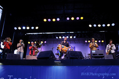 Red Baraat at the Montreal Jazz Festival 8