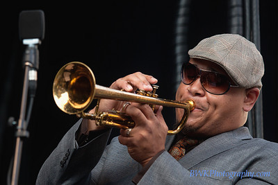 Guy King at the Montreal Jazz Festival 4