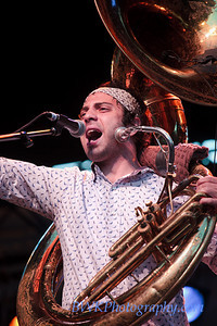 Red Baraat at the Montreal Jazz Festival 7