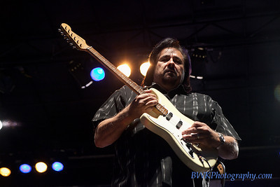 Coco Montoya at the Montreal Jazz Festival 5