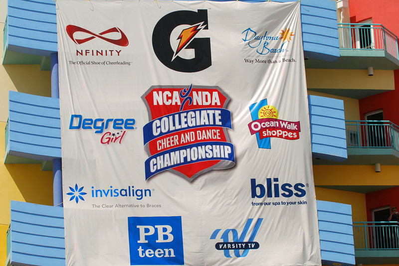 001 NCA NDA Collegiate Cheer  and Dance Championship