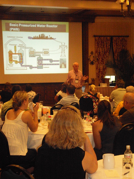 2010 Nuclear Energy Conference for Educators