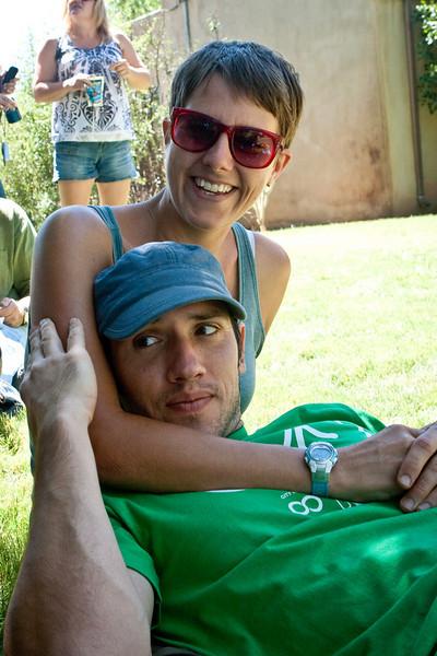 Lance & Jill Cain