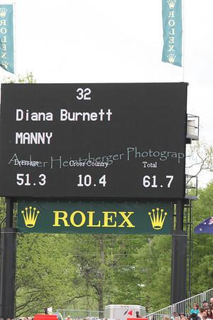 Manny and Diana Burnett