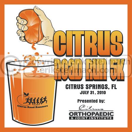 2010.07.31 Citrus Road Run 5K