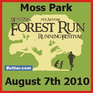 2010.08.07 Moss Park Forest Run