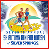 "2010.09.18 5K For Autism : **Ready** ## Join us on facebook, look for ""eventmugshots"" and you will get notice of photos and coupons for events ##  The Ocala Runners Club 7th Annual 5K for Autism was held at Silver Springs in Ocala, Fl on Sat - Sept. 18th 2010. Visit: http://www.ocalarunnersclub.com  *** Partial proceeds of photo sales by Oct 8th 2010 will be used to benefit the fundraiser *** Benefiting the New Horizon Academy for Exceptional Children***  The proofs you see online are lower quality and resolution than the actual images from which enlargements are printed. The sample images have not been color corrected, however, final prints will be color corrected by hand appropriately. All images are printed professionally on the highest-quality photo paper."