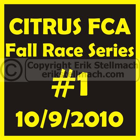 2010.10.09 Citrus FCA Fall Race Series 1