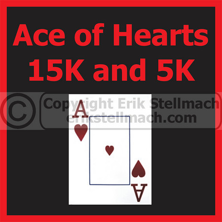 2010.10.10 Ace of Hearts 15K and 5K