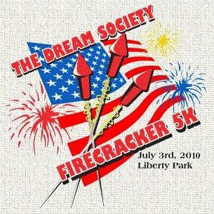 2010.07 Firecracker 5K - The Dream Society