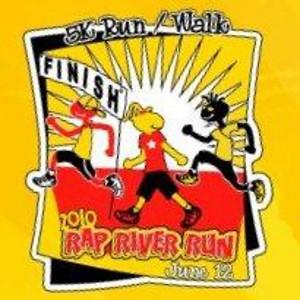 rapriverrun 2010 logo