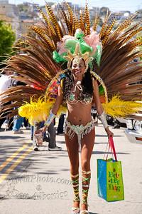 2010 San Francisco Carnaval Parade