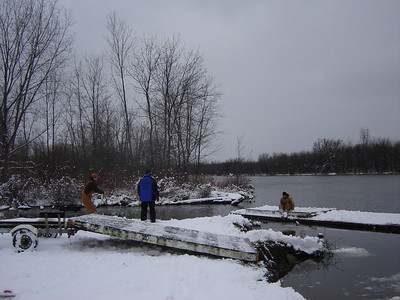 2010 Season End - Dock Storage