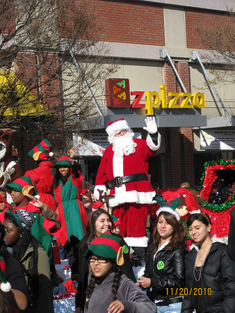 2010 Silver Spring Parade