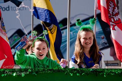 San Francisco 2010 St Patrick's Day Parade
