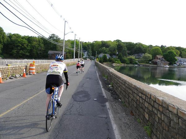 Tour de Cure North Shore 2010