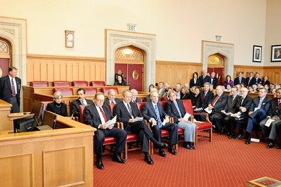 Stranch Investiture 2010