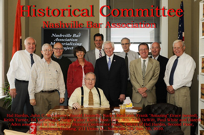 NBA Historical Committee 2010