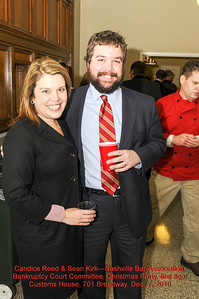 NBA Bankruptcy Court Xmas Party 2010