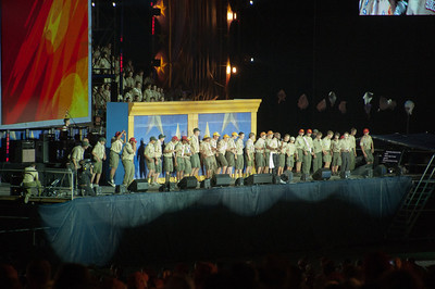 A Chorus of Scouts
