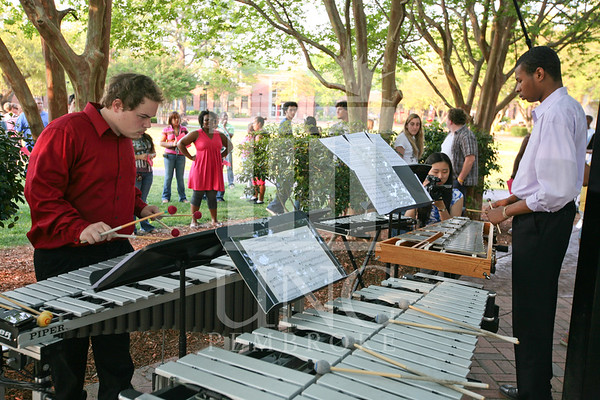 2010 Percussion Ensemble