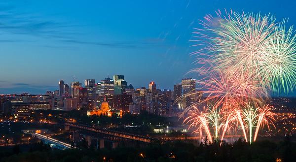 Edmonton Canada Day 2010 Photo: Anthony P. Jones 2010