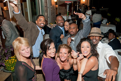 Charlotte Young Professionals Presents an Evening w_Harold Cogdell 10-2-10_175