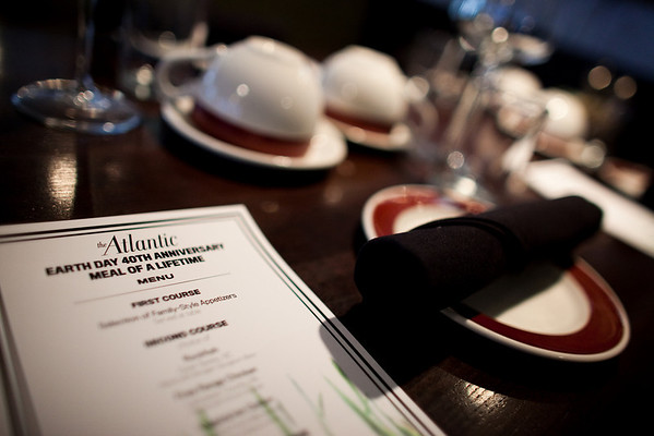 Atlantic Earth Day Founding Farmers Dinner
