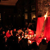 Opening day - Taize<br /> For many, this was the first time attending taize.