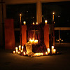 Taize on Thursday evening.  It served to settle everyone's spirit.