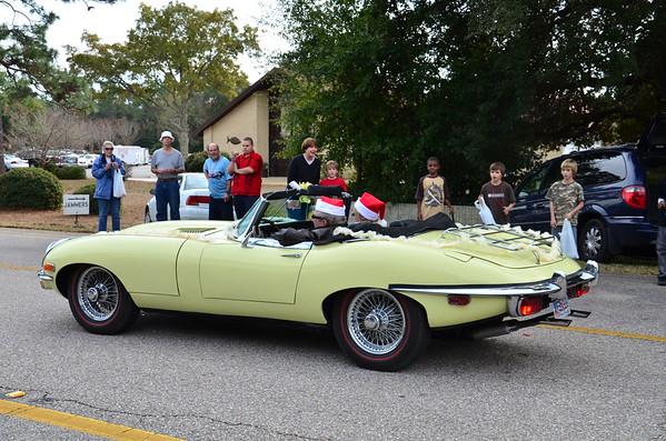 Lillian Christmas Parade