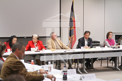 UNCP hosts the NC Commission of Indian Affairs on December 3rd, 2010. IMG_0976.jpg