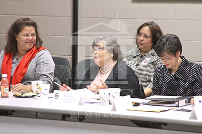 UNCP hosts the NC Commission of Indian Affairs on December 3rd, 2010. IMG_1004.jpg