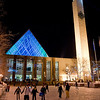 New Years Eve 2010 - City Hall Outside, Edmonton Photographer: Anthony P. Jones