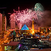 New Years Eve 2010 - Churchill Square, Edmonton Photographer: Anthony P. Jones