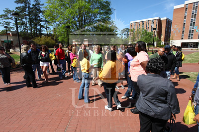 UNCP hosts Open House on April 10th 2010. francis_marion_0002.jpg