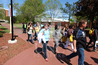 UNCP hosts Open House on April 10th 2010. francis_marion_0026.jpg