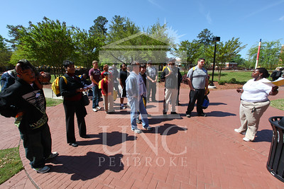 UNCP hosts Open House on April 10th 2010. francis_marion_0015.jpg