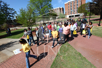 UNCP hosts Open House on April 10th 2010. francis_marion_0006.jpg